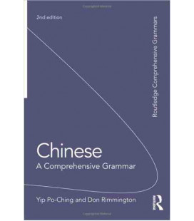 Chinese: A Comprehensive Grammar (Second edition)