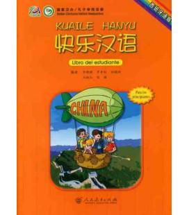 Kuaile Hanyu Vol 1- Livre de l'étudiant