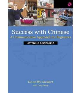 Success with Chinese - Listening & Speaking. Level 1 (CD inclus)