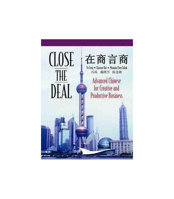 Close the Deal (CD incluso)