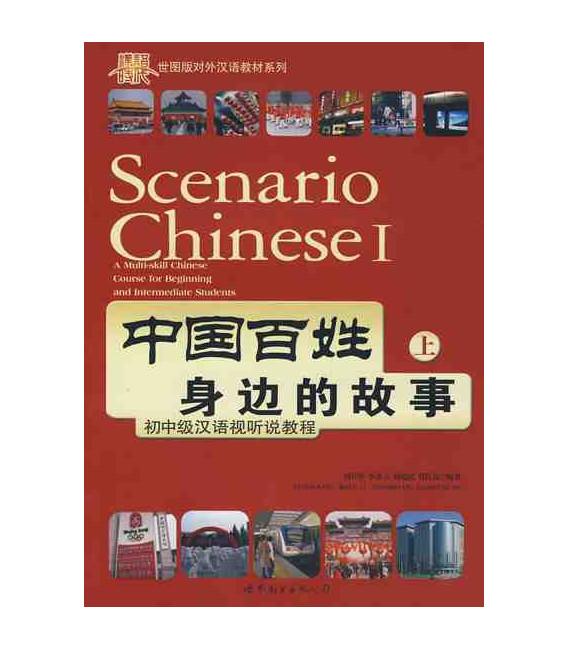 Scenario Chinese I (shang) - Incluye 2 DVD y CD MP3