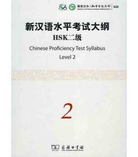 The Chinese Proficiency Test Syllabus Level 2 (CD inclus)- Syllabus del nuevo HSK