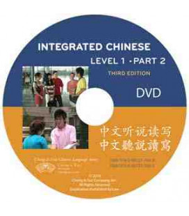 Integrated Chinese Level 1. Teil 2. DVD (3.Auflage)
