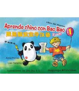 Aprende chino con Baobao 1 (Livre de l'étudiant)