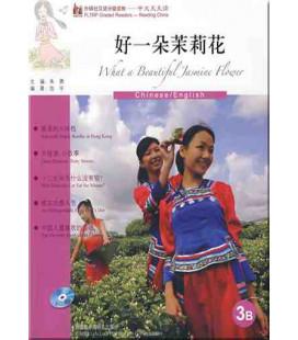 FLTRP Graded Readers 3B - What a Beautiful Jazmine Flower (CD MP3 incluso)