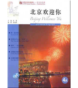 FLTRP Graded Readers 4A- Beijing Welcomes you (Incluye CD MP3)