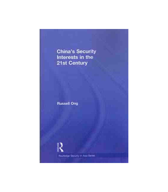 China's Security Interest in the 21st Century