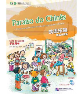 Paraíso do chinês. Student's book - Basic level (incl. CD)