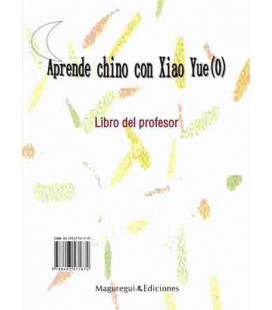 Aprende chino con Xiao Yue 0 - Teacher's book