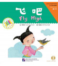 Fly High - Chinese Graded Reades, Beginner's Level (CD ROM inclus)