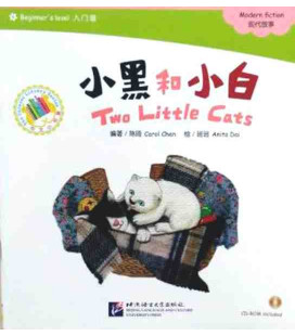 Two Little Cats - Chinese Graded Readers, Beginner's Level (CD ROM inkl.)