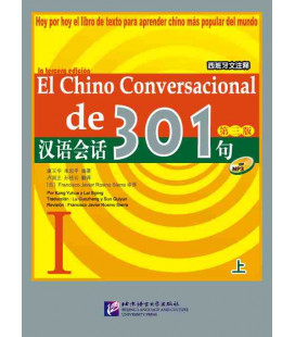 El chino conversacional de 301- Buch + CD Vol. 1