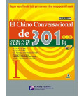 El chino conversacional de 301- Book + CD Vol. 1