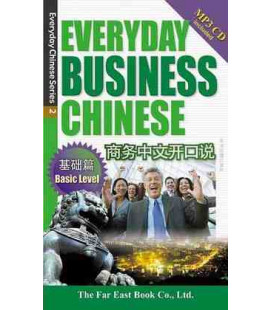 Everyday Business Chinese - Basic Level (CD-MP3 incluso)