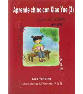 Aprende chino con Xiao Yue 3 - (Incl. student's book + exercise book + CD)