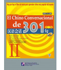 El chino conversacional de 301- Libro + CD Vol. 2