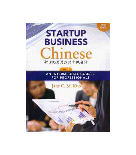 Start Business Chinese 2. Textbuch + Übungsbuch (mit Code zum Audio Download)