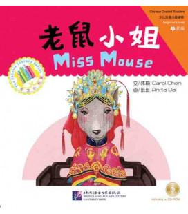 Miss Mouse (Incluye CD-ROM)