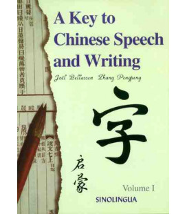A Key to Chinese Speech and Writing Vol. 1 (Textbuch + CD)