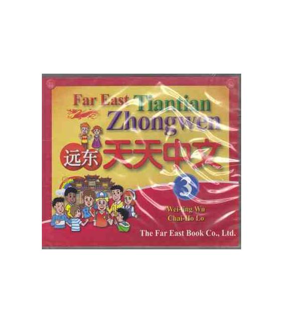 Far East 3- CD