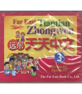 Chino para niños Far East 3- CD (versión en inglés-no existe en español)
