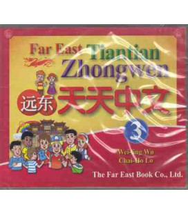 Chinois pour les enfants Far East 3- CD (version en anglais)