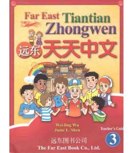 Cinese per bambini Far East 3- Libro del professore (versione in inglese)