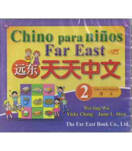 Chino para niños Far East 2- CD del Libro del Alumno