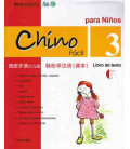 Chino fácil para niños 3. Textbook (CD included)