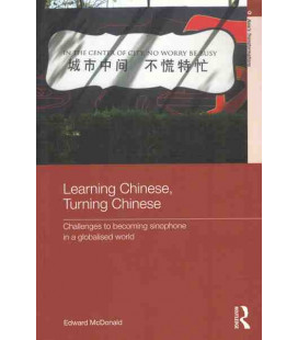 Learning Chinese - Turning Chinese