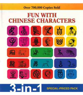 Fun with Chinese Characters (Pack completo 3 niveles)