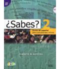 ¿Sabes? 2 - Cuaderno de ejercicios (Curso de español para estudiantes chinos) CD inklusive