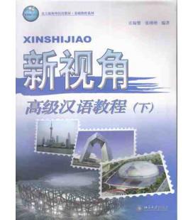 Xin Shijiao Gaoji Hanyu Jiaocheng 2 (CD incluso MP3)