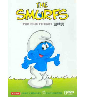 The Smurfs (Pack 8 DVDs-42 episodes). Special edition (50th anniversary)