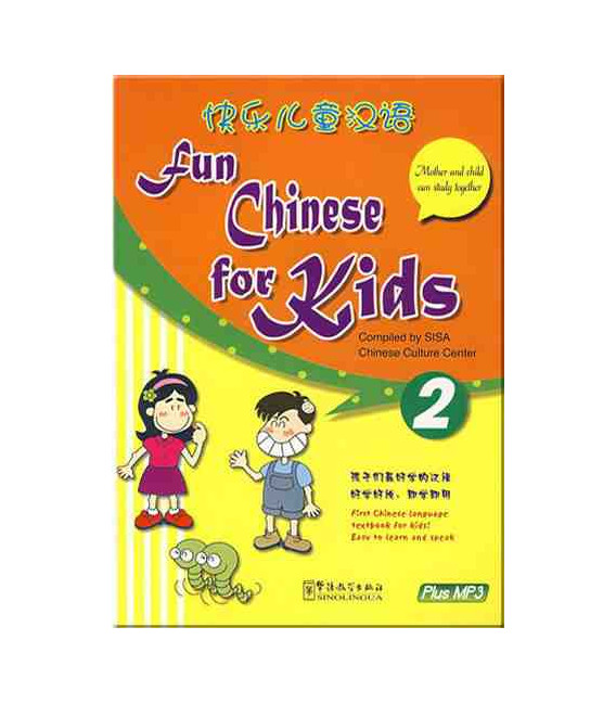 Fun Chinese for Kids 2- Mother and child con study together (Incluye CD MP3)