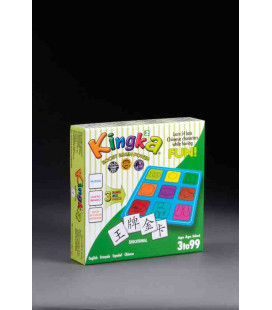 Kingka 2 (Apprendre 54 caractères de base en jouant)