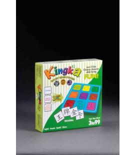 Kingka 2 (Imparare 54 caratteri di base divertendosi)
