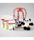 Little Pim- Chinese (6 DVDs +stuffed bear + flashcards+ rucksack)