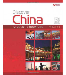 Discover China Student's Book 1 (2 CD inclusi)