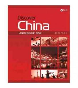 Discover China Workbook 1 (CD incluso)