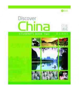 Discover China Student's Book 2 (2 CD inclusi)
