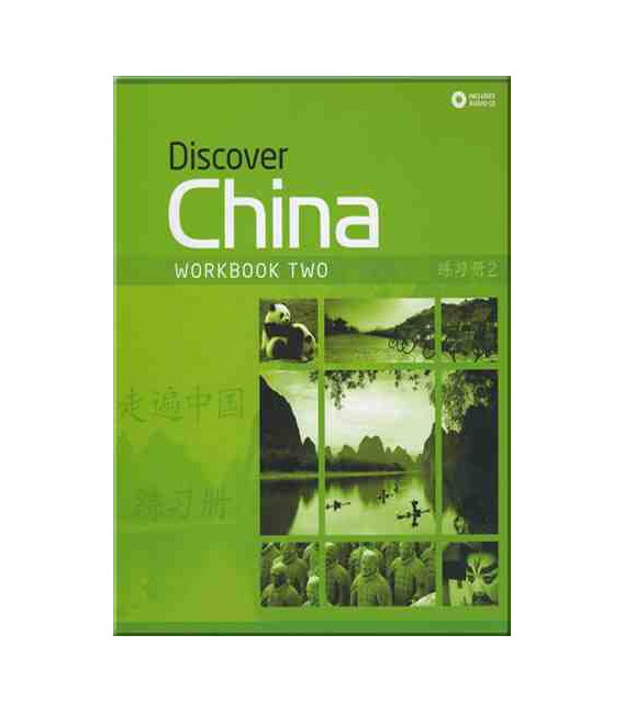 Discover China Workbook 2 (Incluye CD)