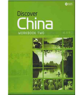 Discover China Workbook 2 (CD incluso)