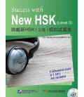 Success with the New HSK. Vol 3 (Sei simulazioni d'esame + 1 CD MP3)