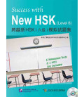 Success with the New HSK. Vol 6 (Sei simulazioni d'esame + 1 CD MP3)