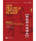 New Practical Chinese Reader 1. Instructor's Manual (2nd Edition) - CD inklusive