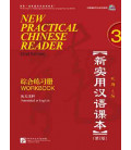 New Practical Chinese Reader 3. Workbook (2nd Edition) - CD incluso