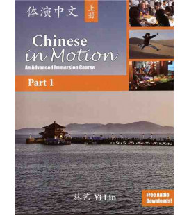 Chinese in Motion 1 (An Advanced Immersion Course) Download gratuito degli audio