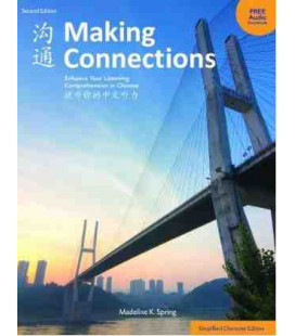 Making Connections (Second Edition-Simplified Chinese)- Gratis Audio Downloads