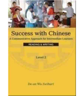 Success with Chinese - Reading & Writing. Level 2